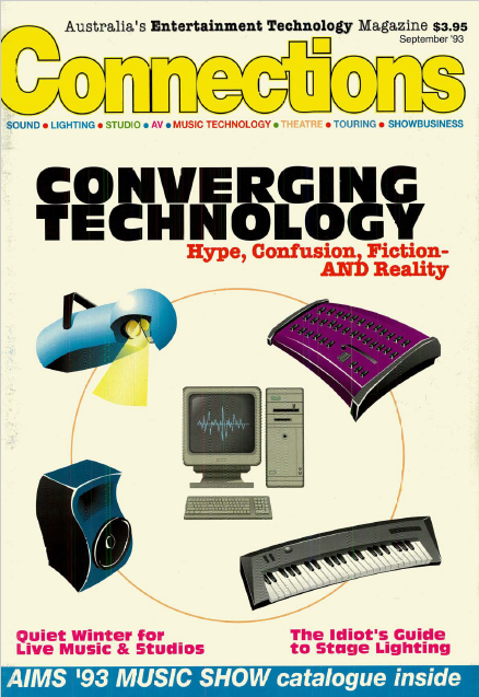 Cover Connections 6 September 1993