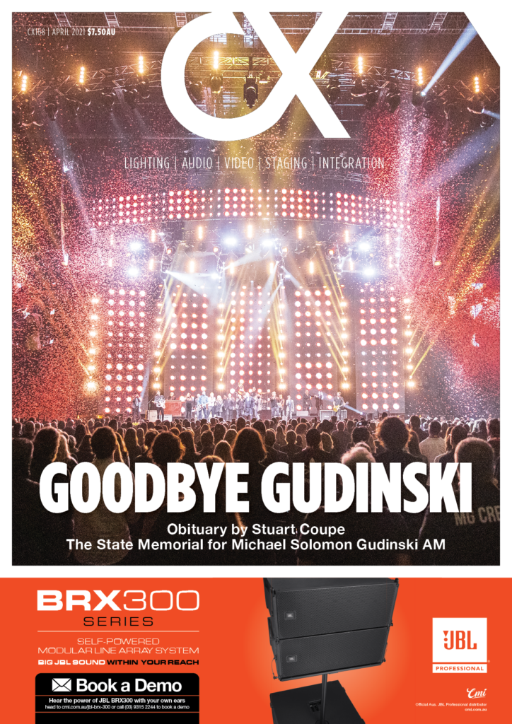 CX168 front cover